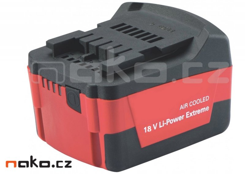 METABO akumulátor 18V 3,0Ah Li-Power Extreme, Li-Ion 625455 - ORIGINÁL