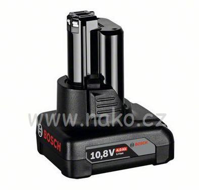 BOSCH baterie GBA 10,8V/4,0Ah O-B Professional Li-Ion 1600Z0002Y ORIGINÁL