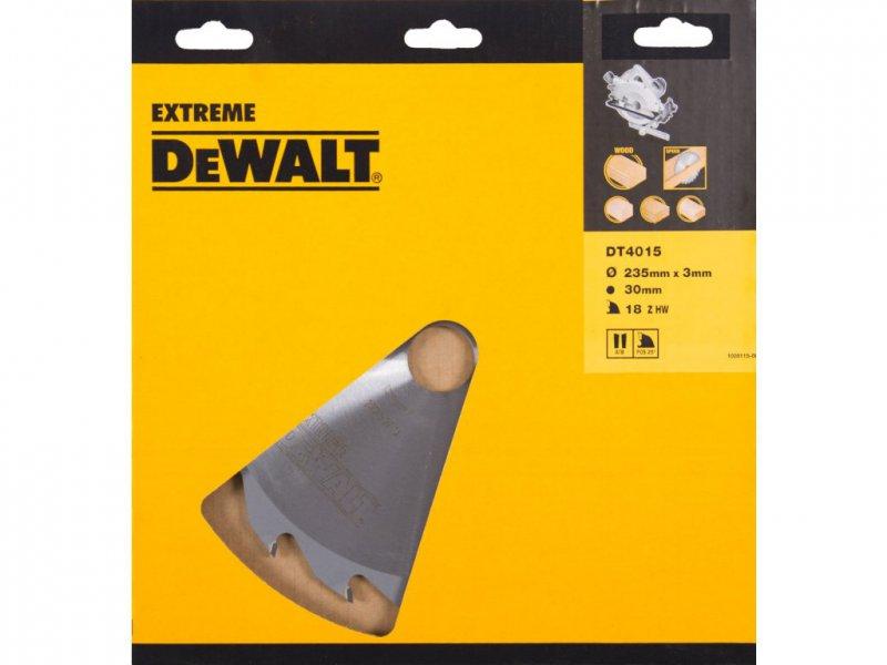 DeWALT pilový kotouč 235x30mm 18Z ATB 25° DT4015