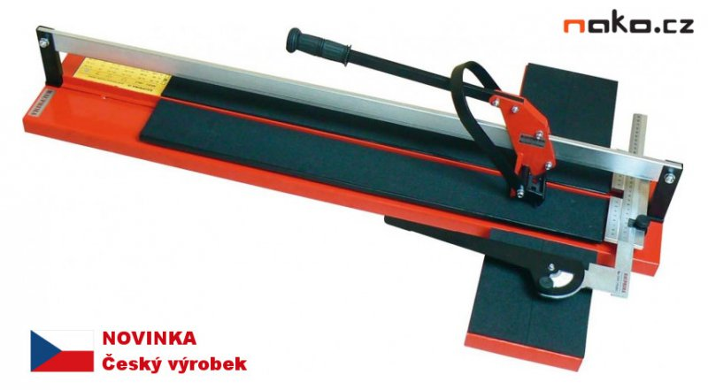 BAUPRIMA i6-70 profesionální odpružená ložisková řezačka na dlažbu s lámací podkovou