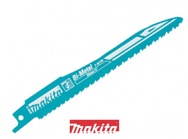 Makita B-05038 bimetalový pilový list 152x18x0.9mm - 1ks