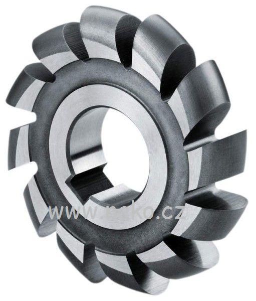 Fréza půlkruhová vypouklá F810170 1mm ČSN 222210