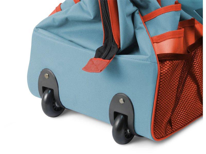 EXTOL PREMIUM 8858024 taška na nářadí nylonová s kolečky, 51x29x36cm, 8858024