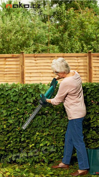 BOSCH EasyHedgeCut 12-35 aku nůžky na živé ploty 0600849B07