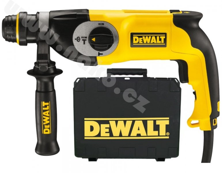DeWALT D25123K kombinované kladivo 3.4J