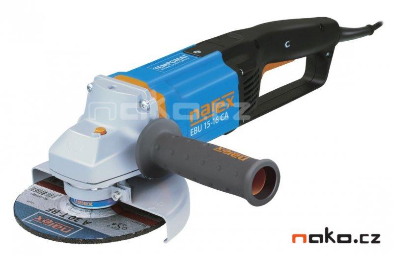 NAREX EBU 15-16 CA úhlová bruska 150mm/1600W 65404736