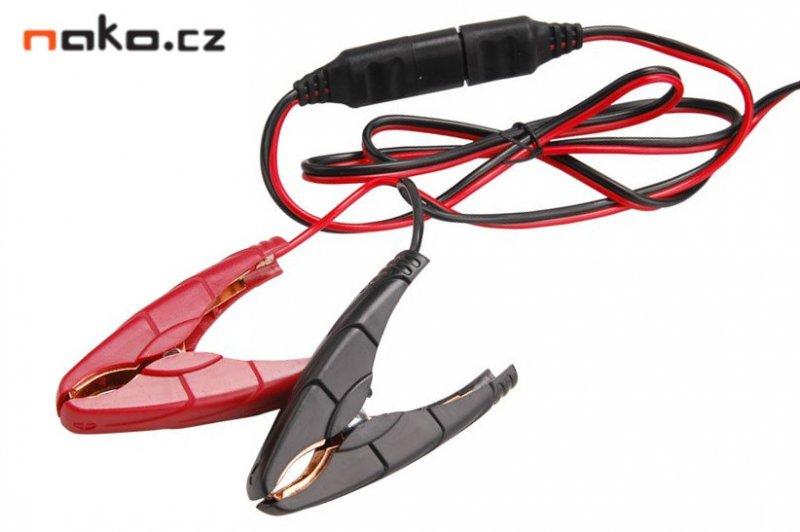 EXTOL PREMIUM BC 8 A elektronická nabíječka na autobaterie 8897301
