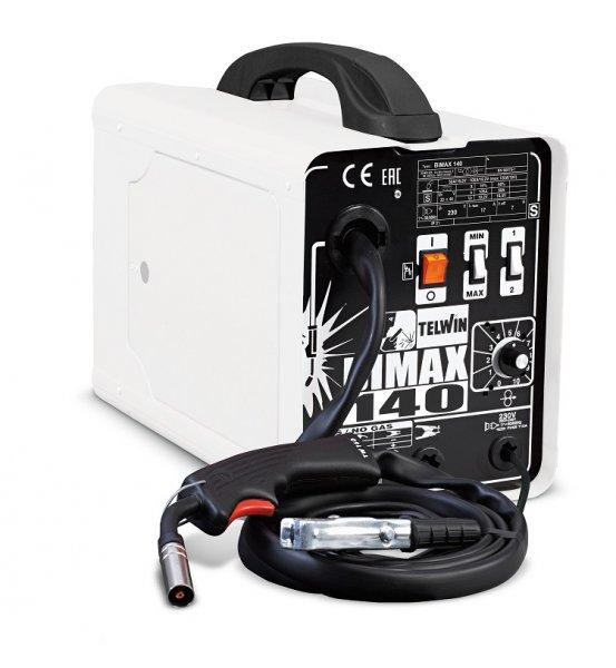 TELWIN BIMAX 140 svářečka CO2 mig-mag, FLUX