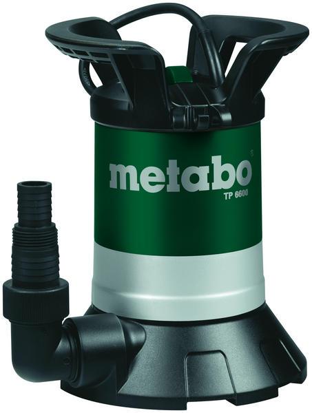 METABO TP 6600 čerpadlo ponorné