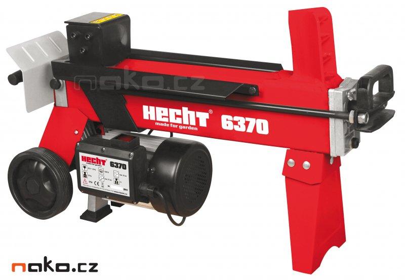 HECHT 6370 horizontální štípačka na dřevo