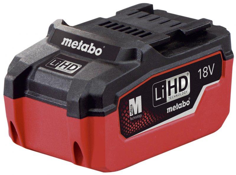 METABO SB 18 LTX Quick příklepová aku vrtačka 2x5,5Ah LiHD 602200660