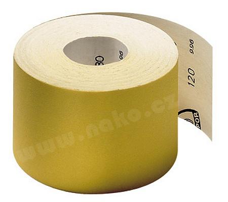 KLINGSPOR PS30 115mm/4.5m K120 brusný papír v roli