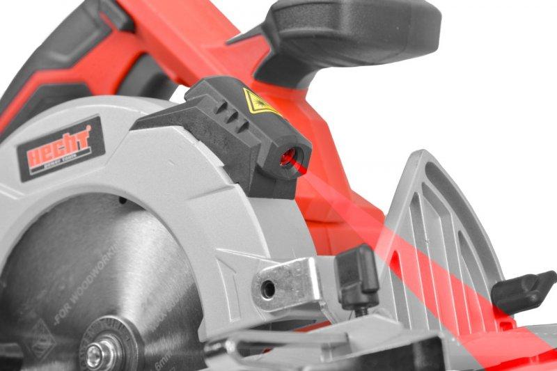 HECHT 1670 aku kotoučová pila 150mm 20V LiIon bez akumulátoru