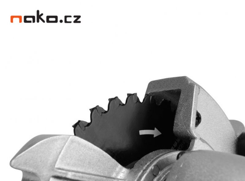 EXTOL PREMIUM TC 900 dvoukotoučová pila na ocel, dřevo, plast, kámen, keramiku 8893020