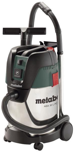 Metabo ASA 30 L PC Inox průmyslový vysavač