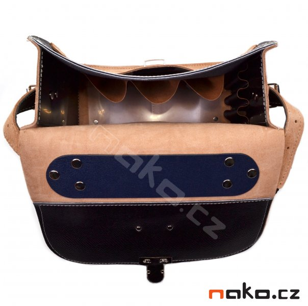 b61b6d0880 Brašna typ 106 řemeslnická lehká profesionální - kůže