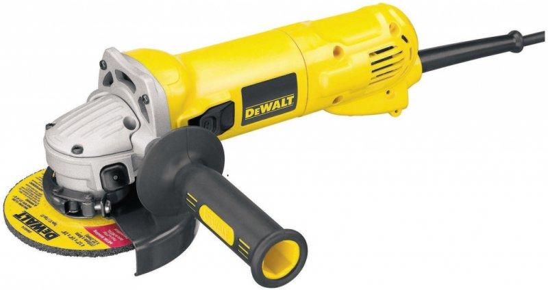 DeWALT DWE4016 úhlová bruska 115mm