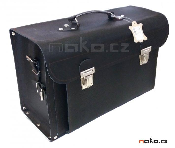 f6ec4cf9ed Brašna typ 207 montážní profesionální rozkládací - kůže