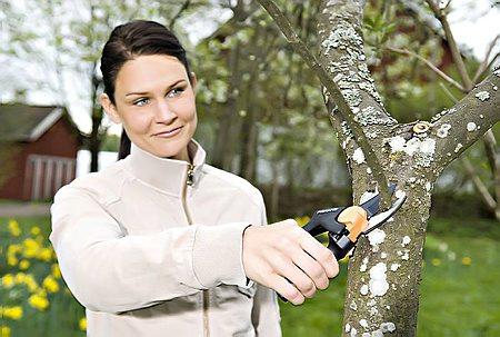 FISKARS 111510 nůžky zahradní převodové