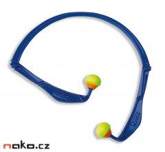 UVEX 2125.344 zátkové chrániče sluchu na sklopném třmenu