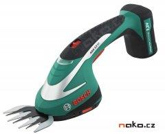 BOSCH AGS 7,2 LI aku nůžky na trávu 0600856000