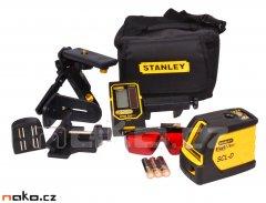STANLEY FatMax SCL-D laser křížový samonivelační s přijímačem 1-77-...