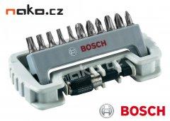 BOSCH sada bitů s magnetickým nástavcem Extra-Hart 11ks 2608522129