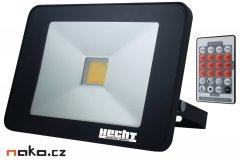 HECHT 2813 LED reflektor se senzorem a dálkovým ovládáním 30W