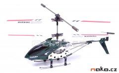 RC vrtulník METABO HELI C 700 gyroskop ALU