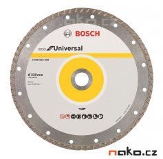 BOSCH diamantový řezací kotouč Eco for Universal TURBO 230x22mm 260...