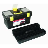 LEMCO P1885 kufr plastový 510mm s organizéry ve víku