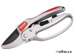 EXTOL PREMIUM 8872180 nůžky zahradnické s rohatkovým převodem