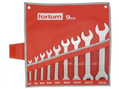 FORTUM 4730101 sada plochých klíčů 6-32mm