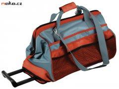 EXTOL PREMIUM 8858024 taška na nářadí nylonová s kolečky, 51x29x36c...