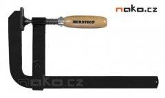 PROTECO truhlářská svěrka - ztužidlo 600x260mm 10.17-80-0600-260