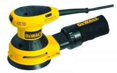 DeWALT D26453 excentrická pěstní bruska (125mm, 280W)
