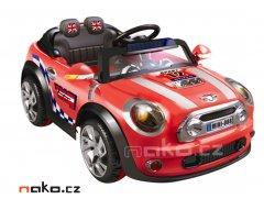 HECHT 55388 dětské autíčko na baterie 12V, 7Ah, 2x 25W