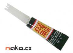 Vteřinové lepidlo SUPER GLUE SG10