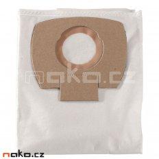 METABO textilní sáčky pro vysavače ASA 25 a 30 L PC, 630296, 5ks