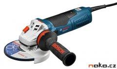 BOSCH GWS 15-125 CI Professional úhlová bruska 0601795002