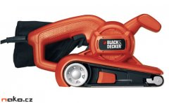BLACK&DECKER KA86 pásová bruska 75mm