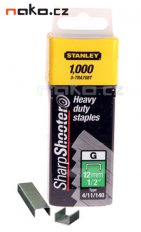 STANLEY 1-TRA708T spona 12mm/1000ks