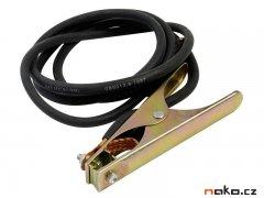 EXTOL PREMIUM kabel zemnící, 3m, 160A, 8898022