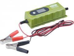 EXTOL CRAFT 417300 autonabíječka 5-stupňová s LCD a mikroprocesorem...