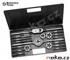 NAREX Bučovice kazeta M2-II NO (M12-M20) sadové závitníky + očka 31...