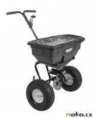 HECHT 256 posypový rozmetací vozík