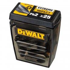 DeWALT DT70526 sada bitů Ph2 25mm (25ks)