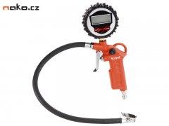 EXTOL PREMIUM RP 120 D digitální plnič pneumatik s manometrem 8865065