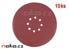 SKIL brusné papíry pro brusku na sádrokarton 7520, Z 80, 10ks, 2610Z03992