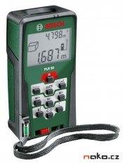 BOSCH PLR 50 laserový dálkoměr 0603016320